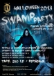 Swamp Party de Halloween, la Hotel Iaki, Mamaia