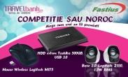 Concursuri TravelBank.ro pe Facebook - Competitie sau Noroc