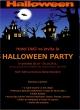Halloween Party  Sambata 29.10.11