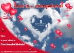 Valentine's Day pe malul Dunarii