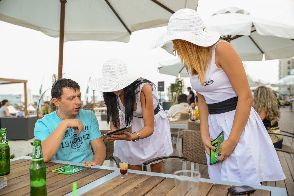 Carlsberg si DJ Carlos - Mamaia, august 2013