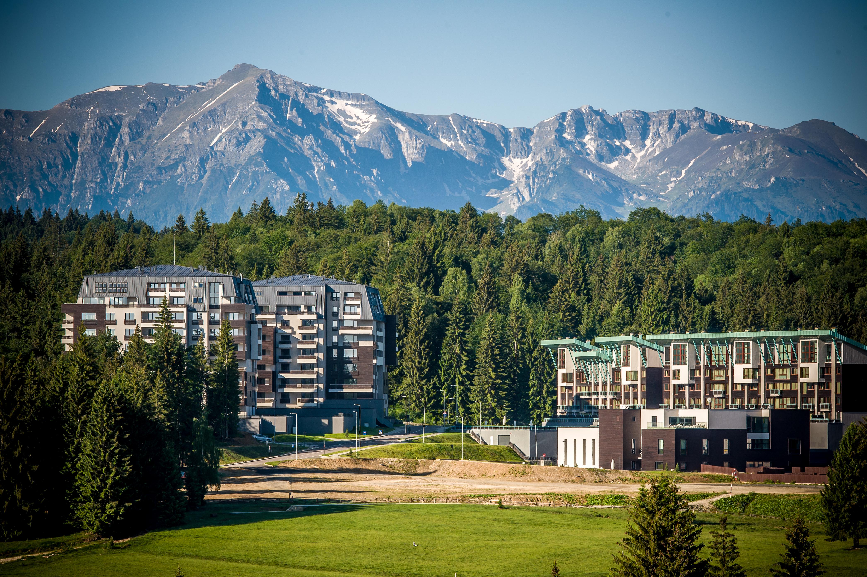 Silver mountain aparthotel poiana brasov poiana brasov for Silver mountain cabins