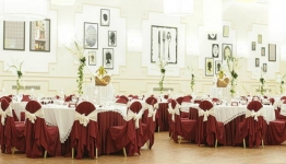 Ballroom Restaurant Sorste - Hotel Fashion Center