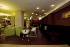 Hotel Clermont Covasna - cafenea