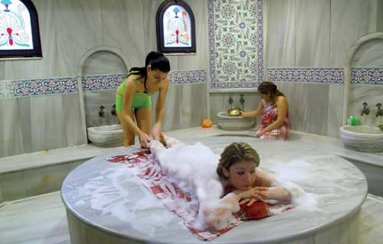 baie turcească pentru varicoză)