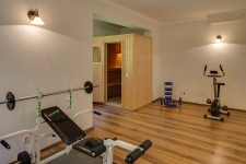 Hotel Regal Sinaia - sala fitness