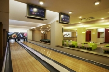 Hotel Clermont Covasna - club bowling