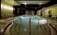 Hotel Clermont Covasna - piscina
