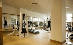 Hotel Clermont Covasna - sala de fitness
