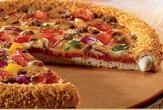 Crunchy Crust, un nou blat inovator la Pizza Hut si Pizza Hut Delivery